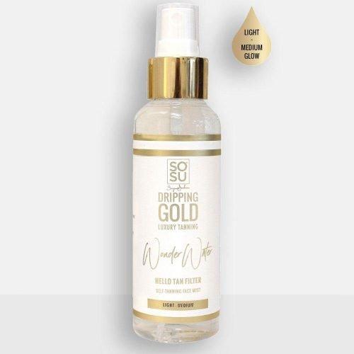 SoSu Dripping Gold Luxury Tanning - Wonder Water   Essential Beauty Skin & Laser