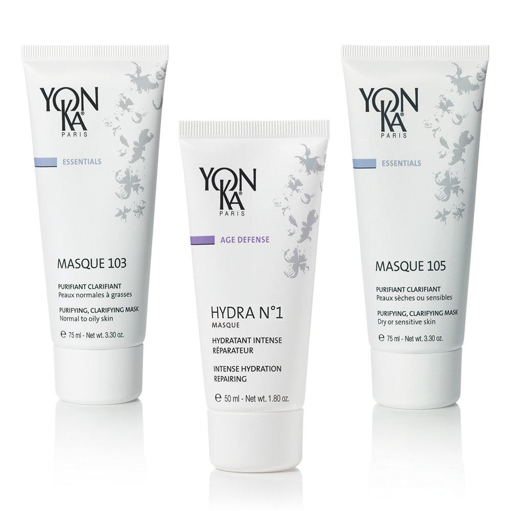 Yon Ka Masks Range - Essential Beauty Skin & Laser